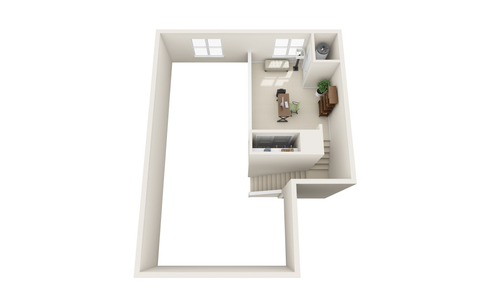 A3 Loft Level 2