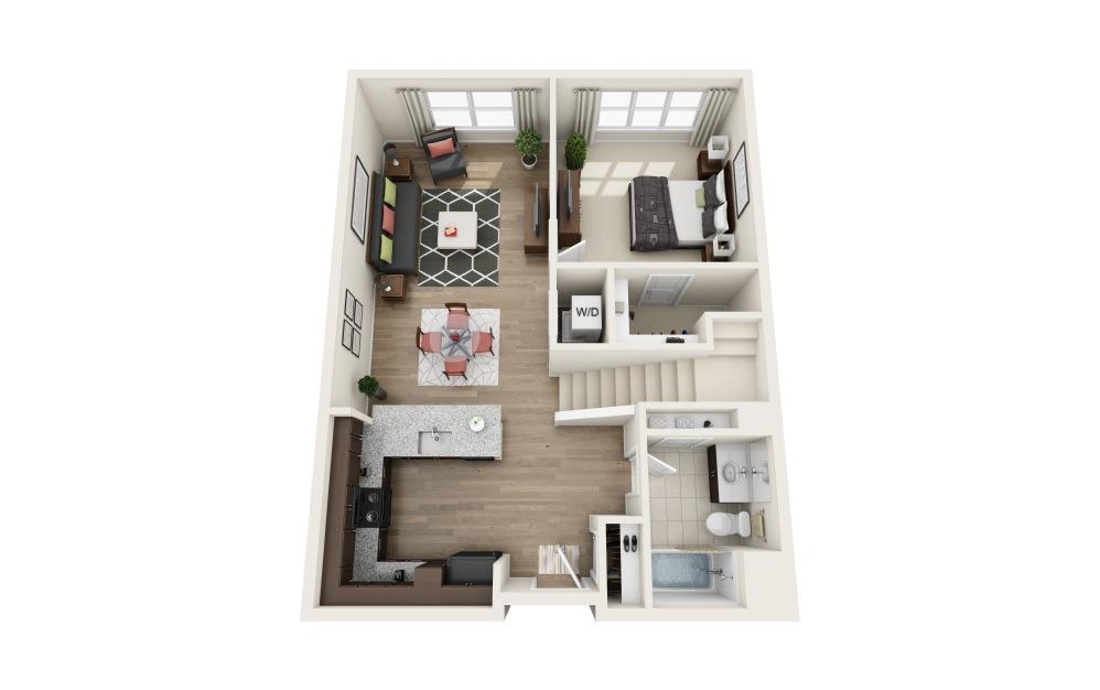 A3 Loft Level 1